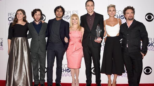 'Big Bang Theory-acteurs leveren salaris in voor collega's'