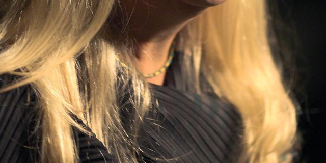 Joni Mitchell (71) nieuw gezicht Saint Laurent