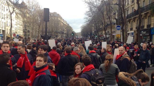 Franse autoriteiten verbieden grote marsen tijdens klimaattop Parijs