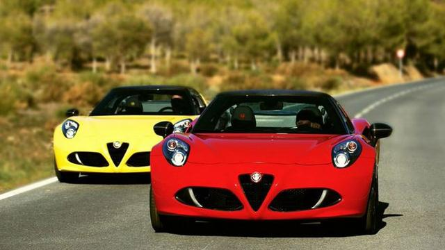 Alfa Romeo bepaalt nieuwprijs 4C Spider