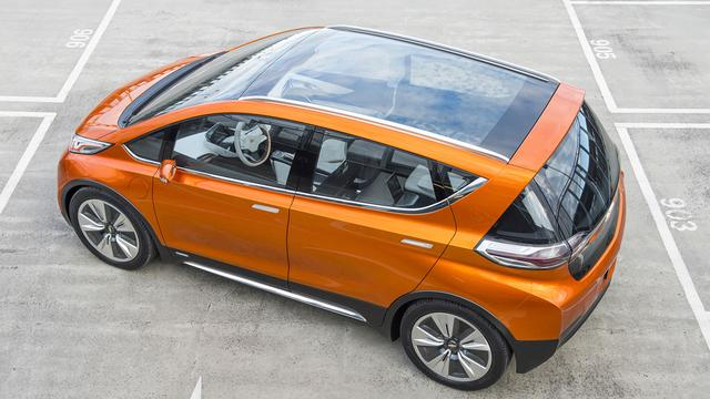 'Ford wil concurrent voor Chevrolet Bolt'