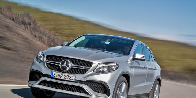 Mercedes-AMG GLE 63 S Coupé is sterker dan X6 M