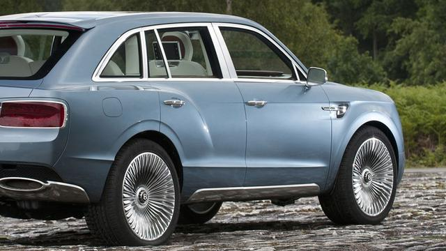 'Bentley overweegt Bentayga Coupé'