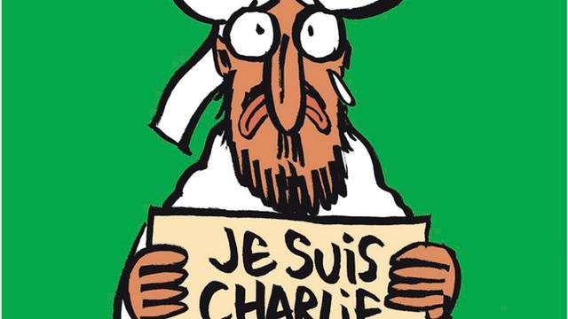 Politie houdt twee jongens aan voor ingegooien 'Charlie Hebdo-raam'