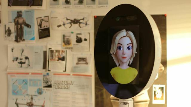 Robotbutler groot succes op Kickstarter