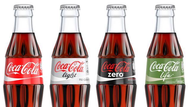 Minder winst voor Coca-Cola