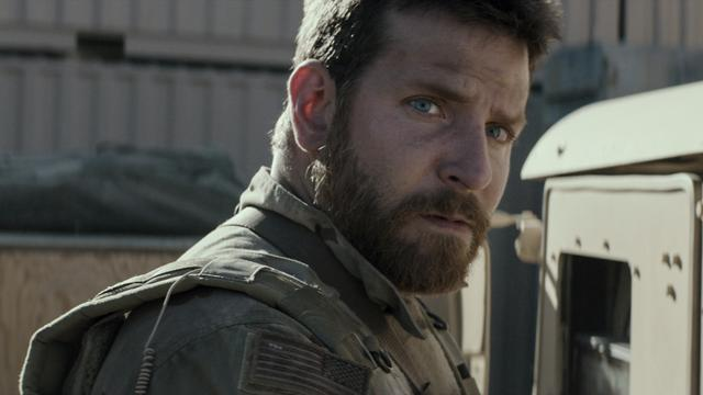 Bradley Cooper erg verbaasd over gebruik 'nepbaby' in American Sniper