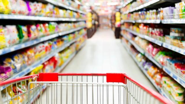 Hitte zorgt voor lege schappen in supermarkten