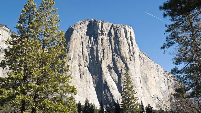 Dode in Amerikaans nationaal park Yosemite door afgebroken rotsdeel