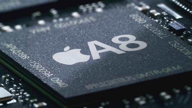 Apple A8, 2014: 2 miljard transistors