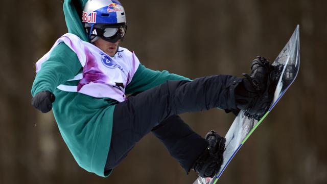 Snowboarder De Jong pakt nationale titel op slopestyle