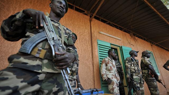 Niger stuurt soldaten voor strijd Boko Haram