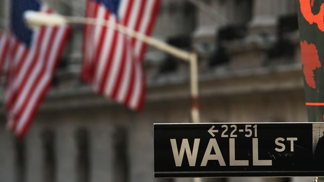 Kleine verliezen op rustig Wall Street