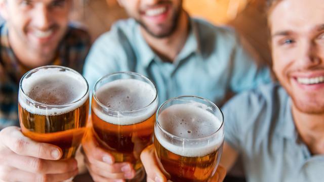 Britse overheid scherpt alcoholrichtlijnen voor mannen aan