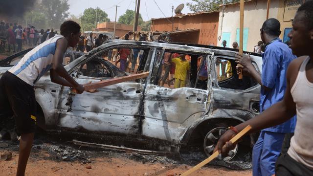 Doden door aanslag op markt in Nigeria