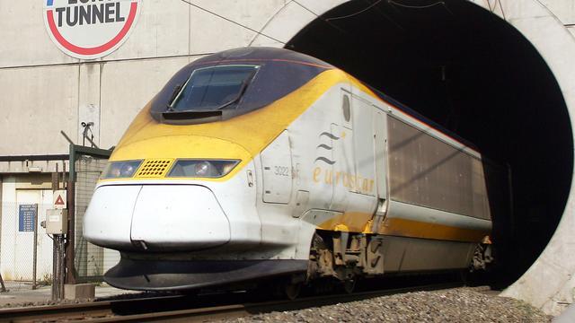 Medewerkers hogesnelheidstrein Eurostar leggen werk neer