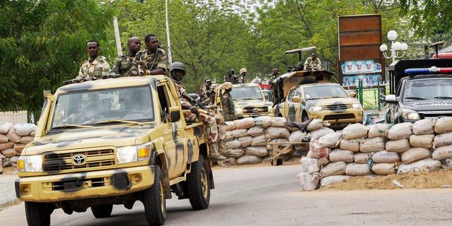 'Huurlingen helpen leger Nigeria in strijd tegen Boko Haram'