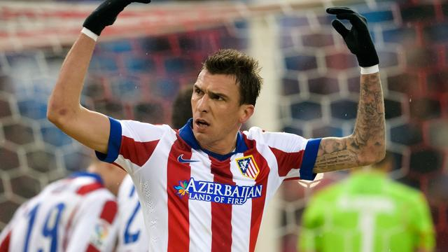 Mandzukic verruilt Atletico Madrid voor Juventus