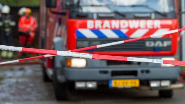 Olie op Rijsbergse kruising zorgt voor gevaarlijke situatie