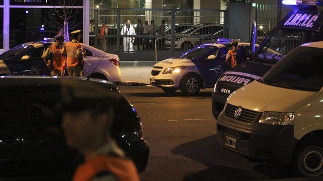 'Onderzoek naar rol agenten bij dood Alberto Nisman'