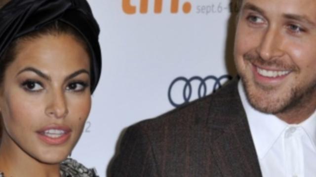 'Ryan Gosling en Eva Mendes in het geheim getrouwd'