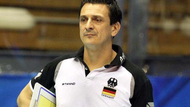 Italiaan Guidetti definitief nieuwe bondscoach volleybalsters