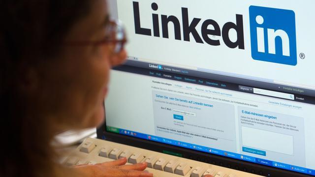 Online vacaturedroogte doet LinkedIn geen goed