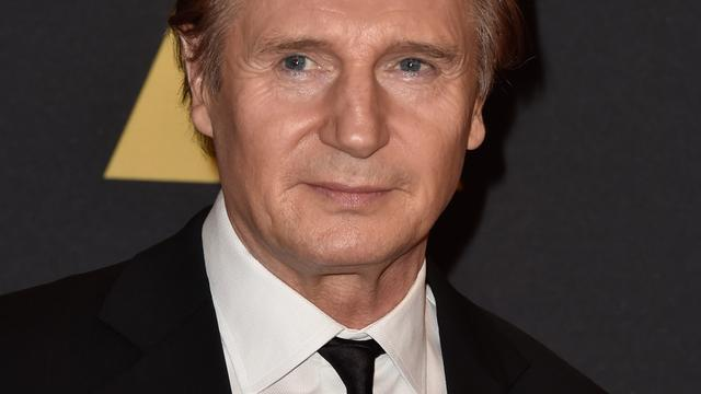 'Liam Neeson speelt beroemde informant in film over Watergate-schandaal'