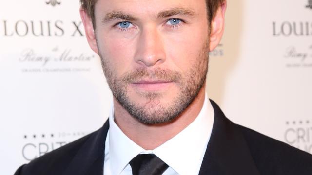 'Chris Hemsworth at 500 calorieën per dag voor nieuwe film'