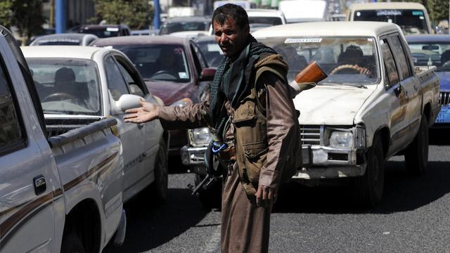 Luchtaanvallen uitgevoerd op paleis president Jemen