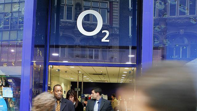 Telefónica praat over verkoop O2