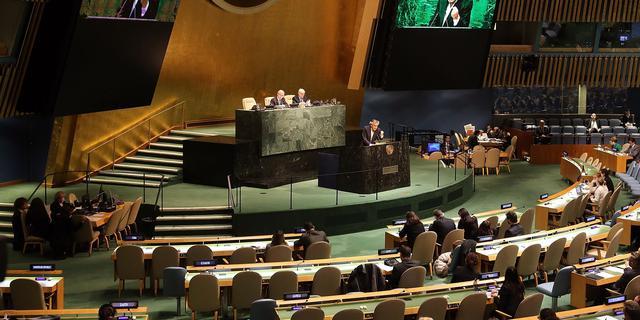 VN-Assemblee spreekt zorgen uit over toenemend antisemitisme