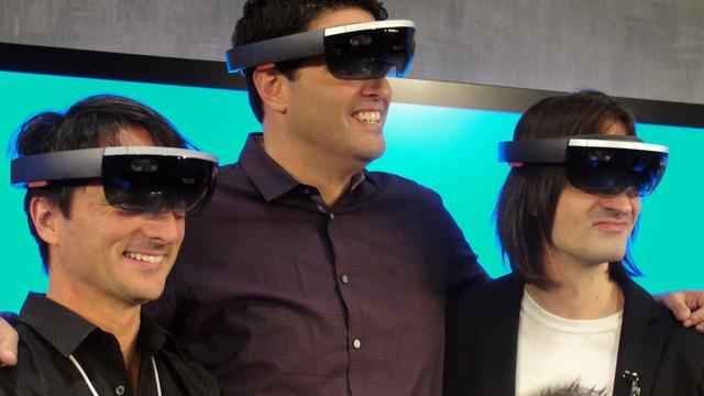 Medewerkers Microsoft willen niet dat HoloLens door leger wordt gebruikt