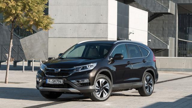 Honda bepaalt prijzen CR-V met zuinige diesel