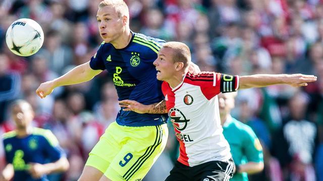 Ajax en Feyenoord voor 59e keer tegenover elkaar in Amsterdam