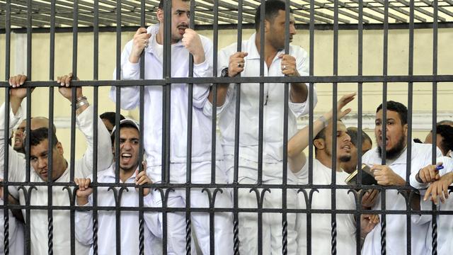 Massaproces Morsi-aanhangers Egypte moet over