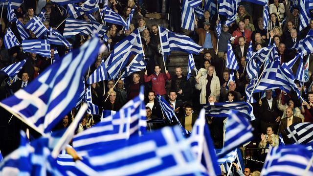 'Geen toekomst voor Griekenland buiten eurozone'