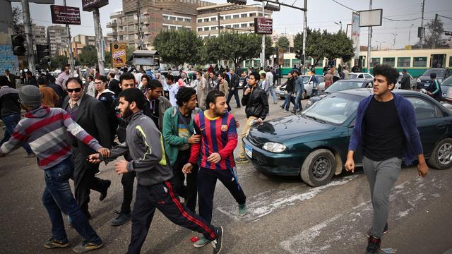 Nederlandse journaliste kort vast in Caïro