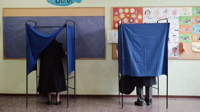Dit zijn de kanshebbers op zetels in Grieks parlement