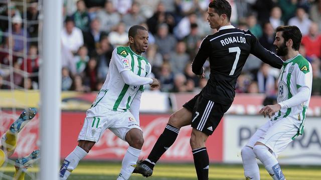 Twee duels schorsing Ronaldo voor natrappen