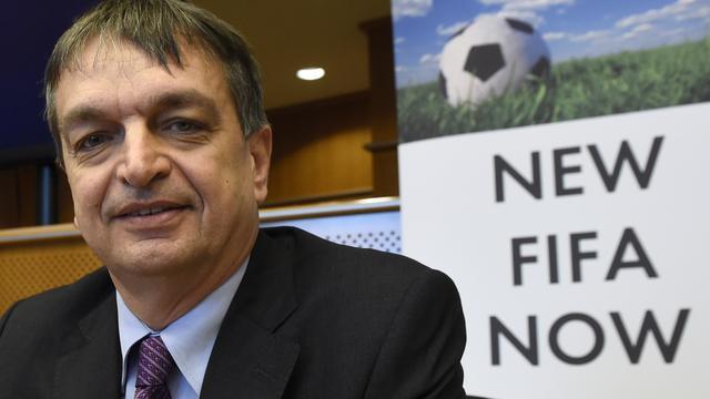 Fransman Champagne uit strijd om voorzitterschap FIFA