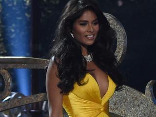 Yasmin Verheijen moet meerdere erkennen in Colombiaanse Miss