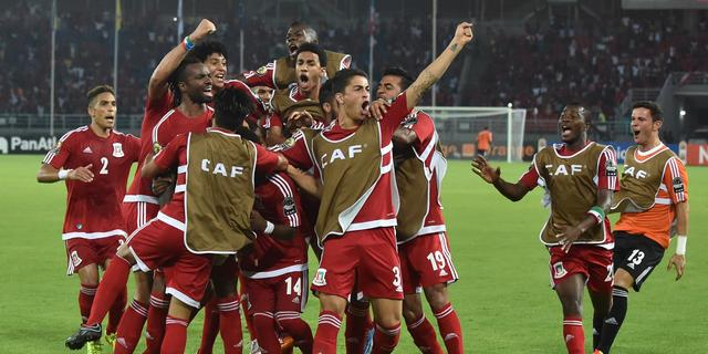 Congo en Equatoriaal-Guinea bereiken kwartfinales Afrika Cup