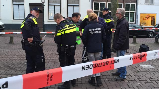 Politieman vervolgd om schietincident Haarlem