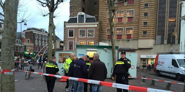 OM eist taakstraf voor man die in Haarlem op agent inreed