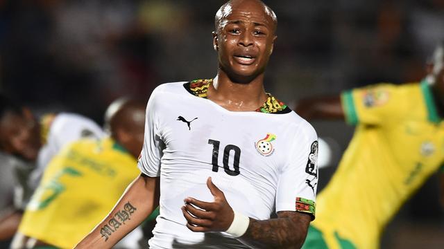 Ghana en Algerije dringen door tot laatste acht Afrika Cup