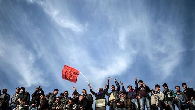 IS trekt zich terug bij Kobani
