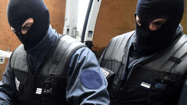 Frankrijk pakt jihadisten op in Lunel
