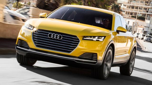 Audi geeft groen licht voor een productie TTQ
