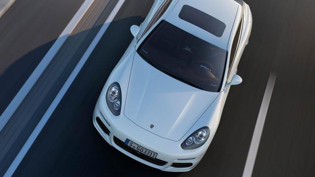 'Porsche Pajun komt alleen elektrisch op de markt'